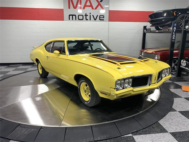 Picture of '70 Cutlass - PVZF
