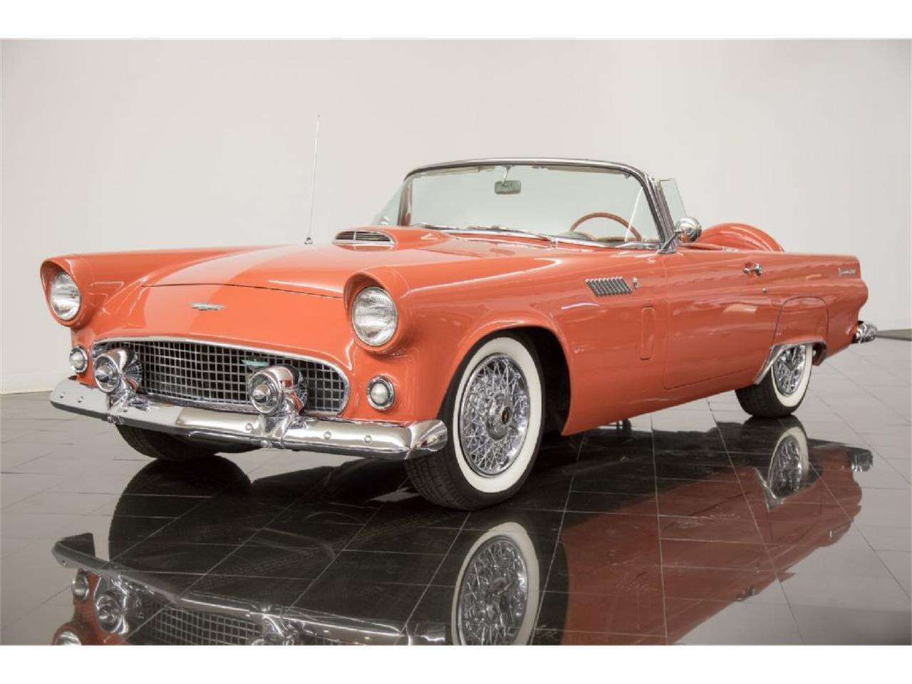 Large Picture of '56 Thunderbird - PVZH