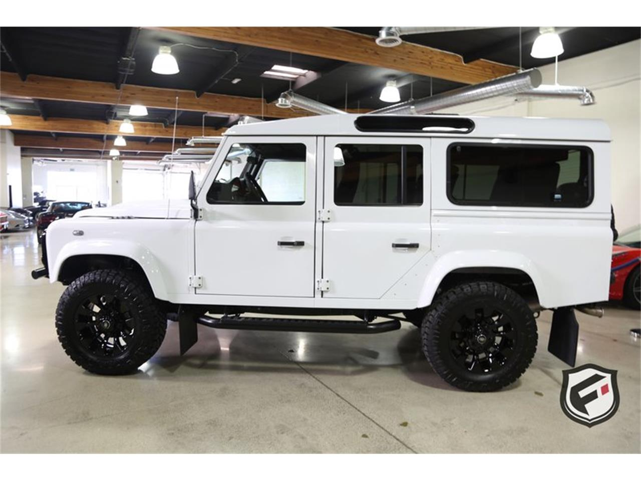 Large Picture of '92 Defender - PVZL