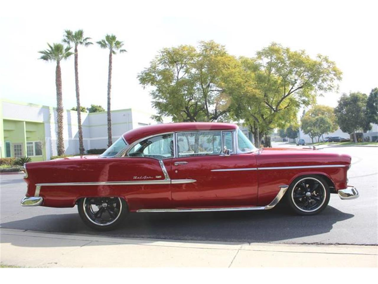 Large Picture of '55 Bel Air - PQJ7