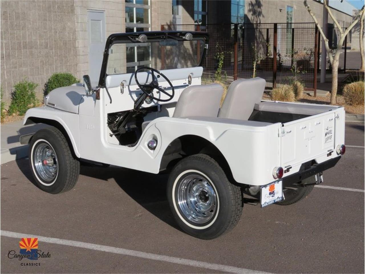 Large Picture of 1965 CJ located in Tempe Arizona - $15,900.00 Offered by Canyon State Classics - PW01