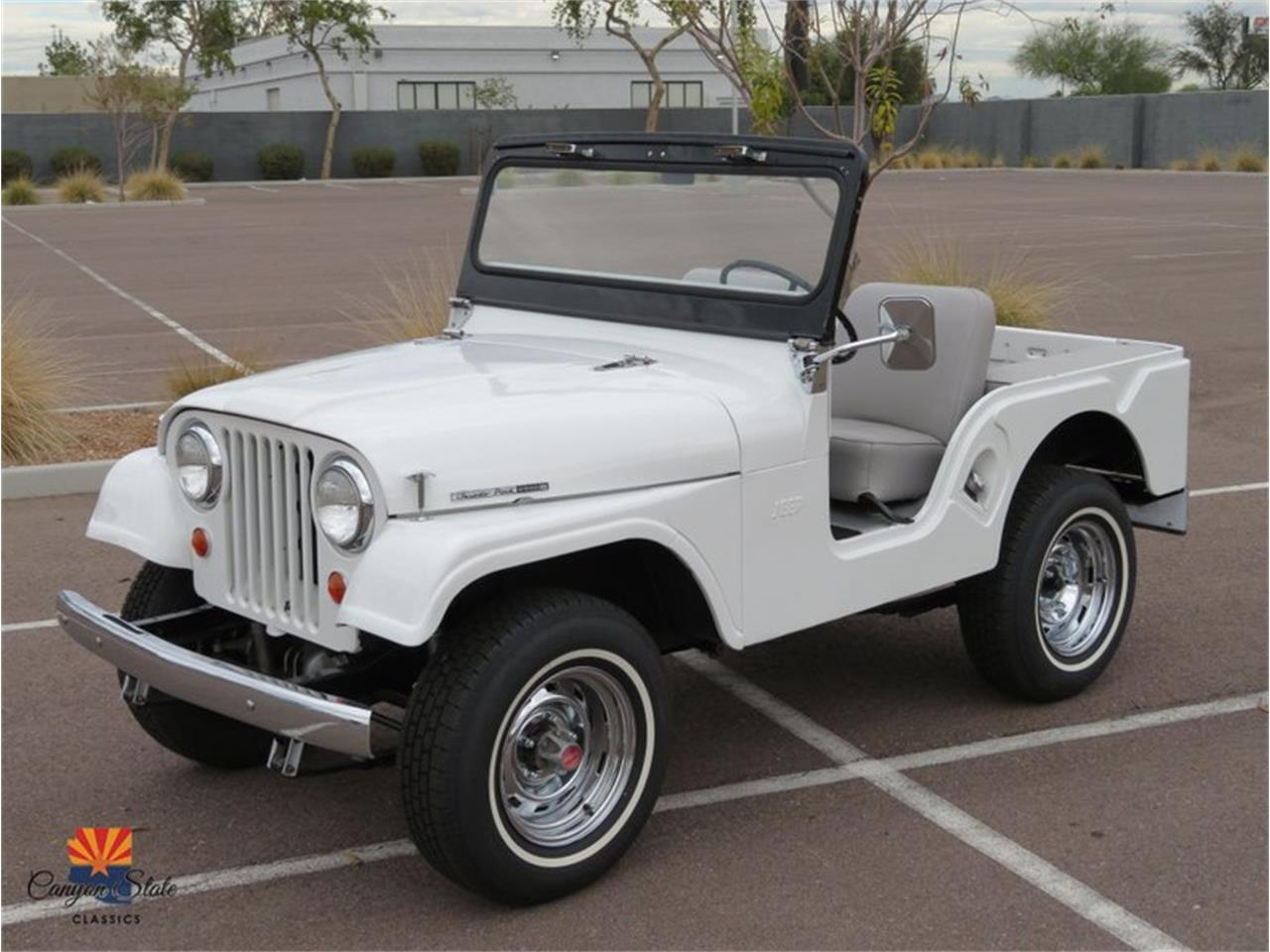 Large Picture of '65 CJ located in Tempe Arizona - $15,900.00 Offered by Canyon State Classics - PW01