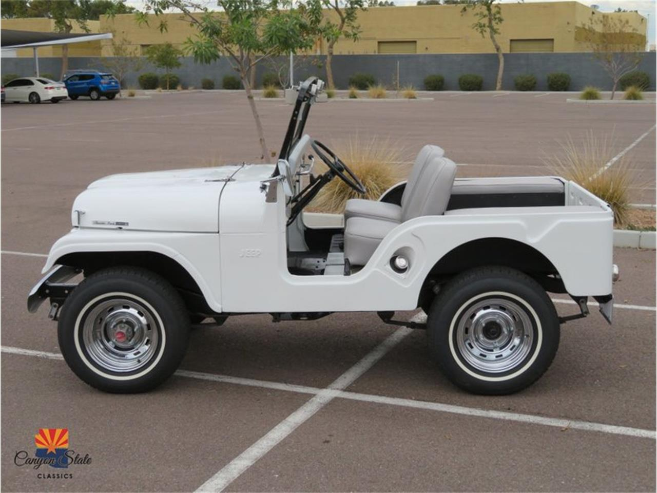Large Picture of Classic 1965 Jeep CJ located in Arizona - $15,900.00 - PW01