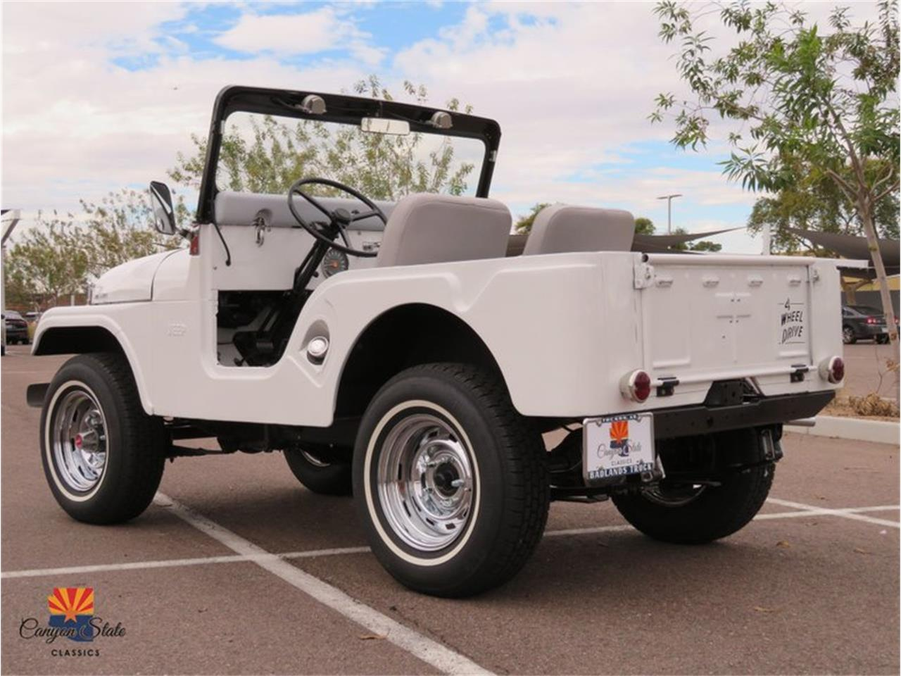 Large Picture of Classic '65 CJ located in Arizona - $15,900.00 Offered by Canyon State Classics - PW01
