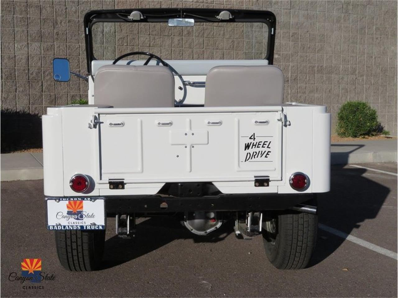 Large Picture of Classic 1965 Jeep CJ located in Tempe Arizona Offered by Canyon State Classics - PW01