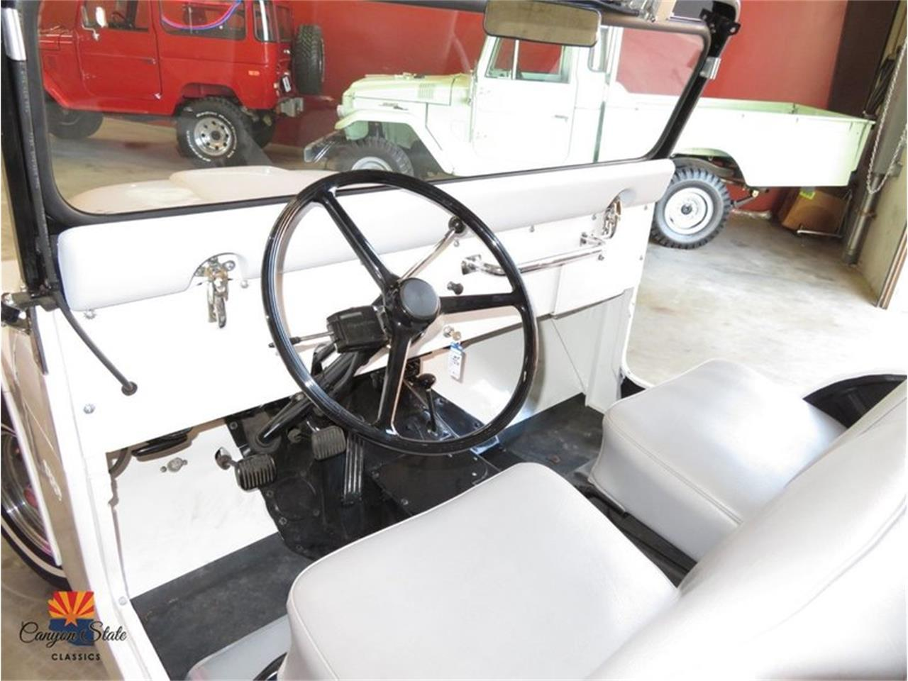Large Picture of Classic 1965 CJ Offered by Canyon State Classics - PW01