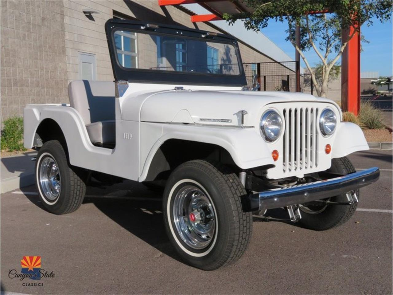 Large Picture of '65 Jeep CJ located in Arizona - $15,900.00 - PW01