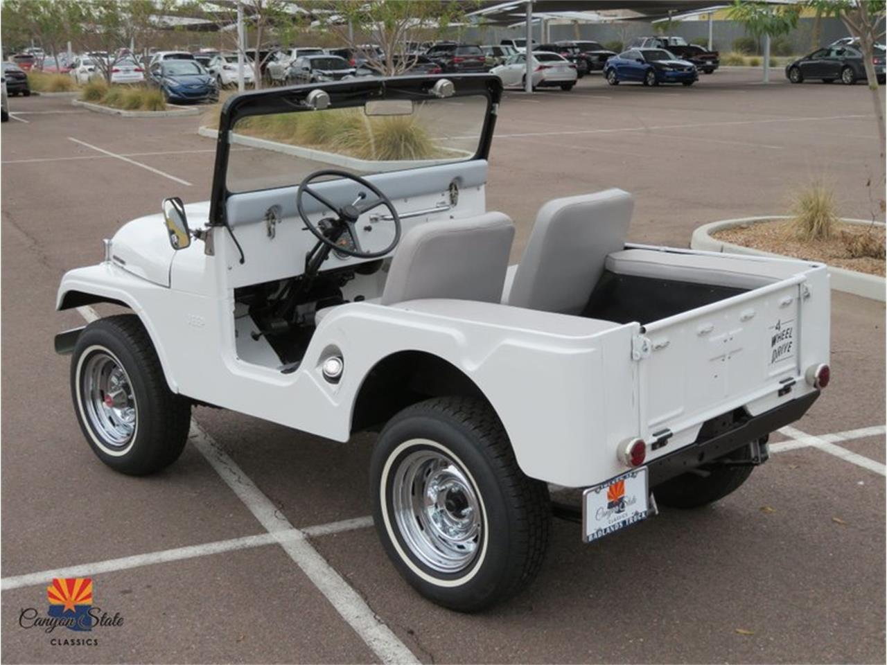 Large Picture of '65 CJ - PW01