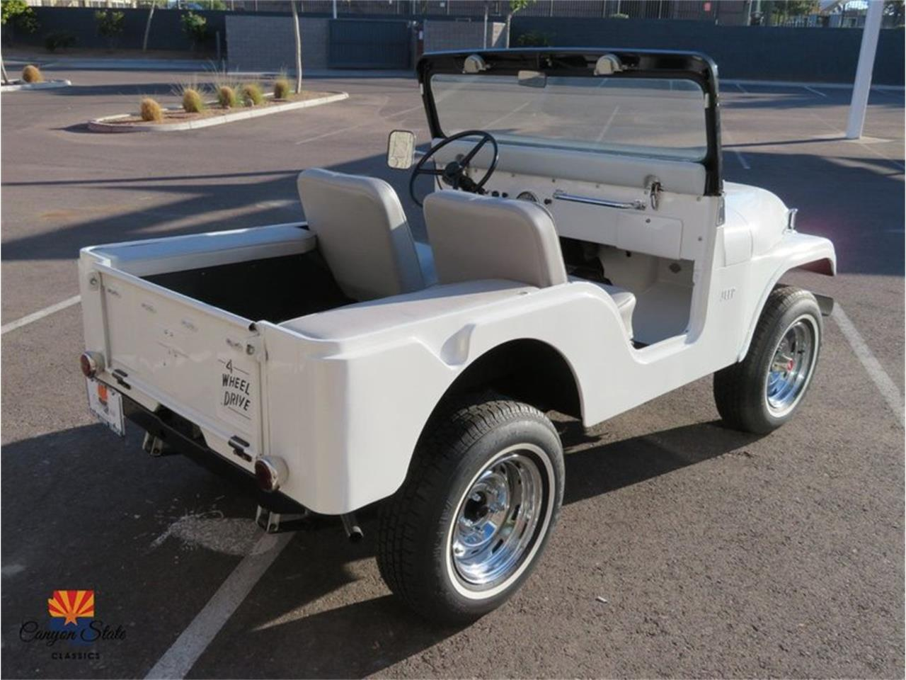 Large Picture of Classic 1965 Jeep CJ - PW01