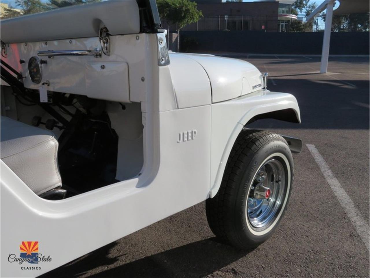 Large Picture of Classic '65 Jeep CJ located in Tempe Arizona Offered by Canyon State Classics - PW01