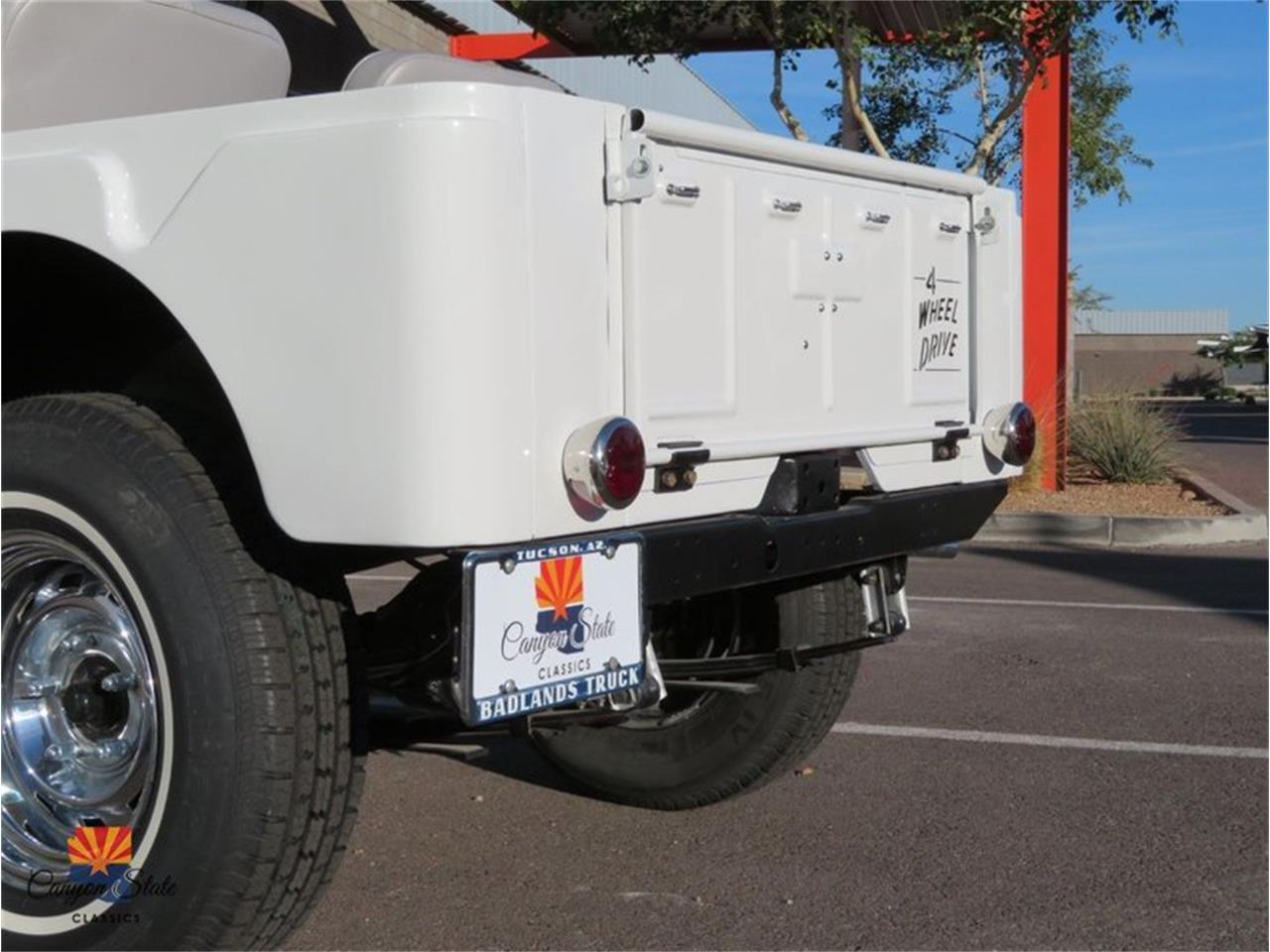 Large Picture of '65 Jeep CJ located in Tempe Arizona - $15,900.00 - PW01