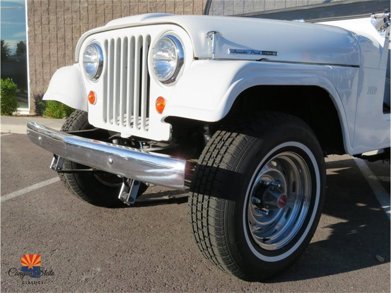 Large Picture of Classic '65 CJ - PW01