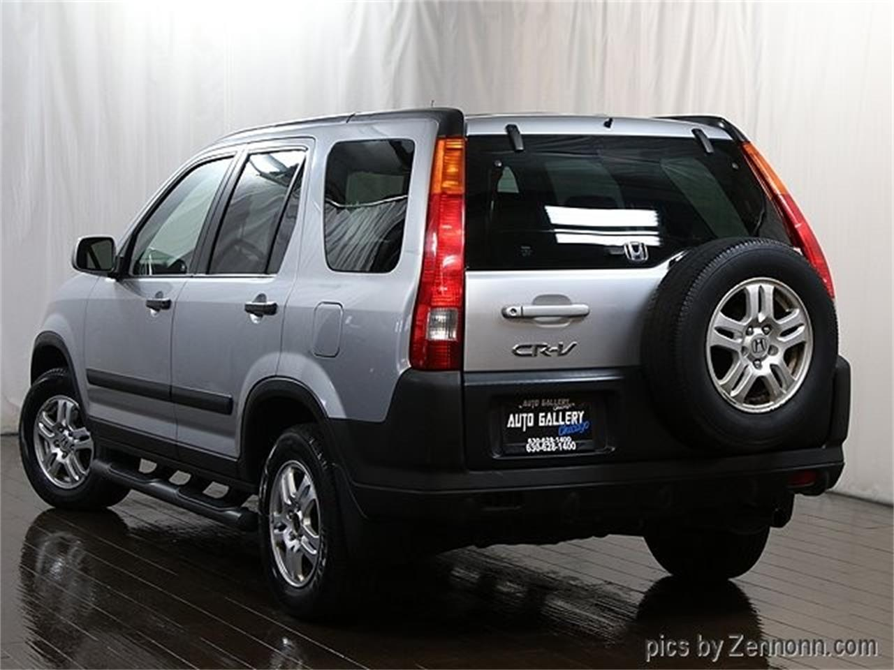 Large Picture of 2004 CRV located in Addison Illinois - PW0D