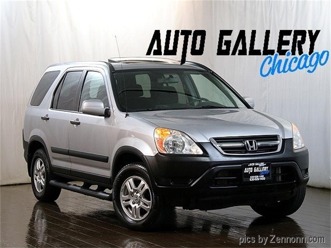 Large Picture of '04 CRV located in Addison Illinois - $5,990.00 Offered by Auto Gallery Chicago - PW0D
