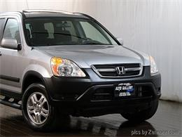 Picture of 2004 CRV located in Illinois - $5,990.00 Offered by Auto Gallery Chicago - PW0D