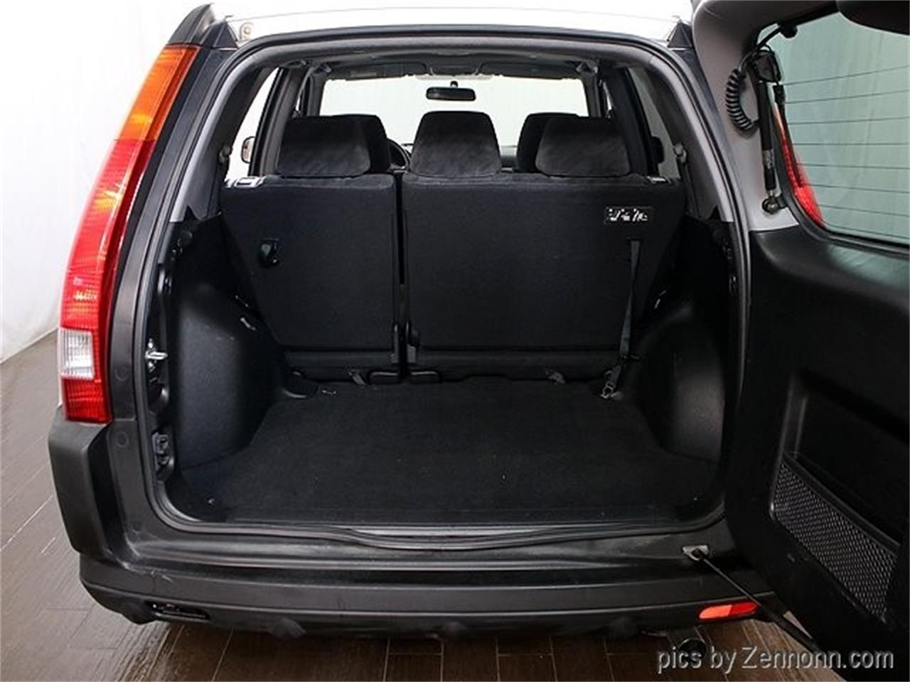 Large Picture of '04 Honda CRV - PW0D