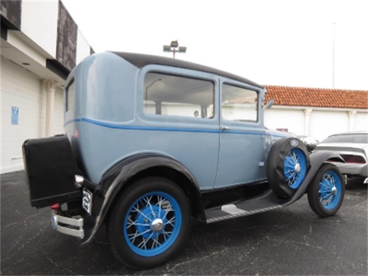 Large Picture of '31 Model A - PW0F