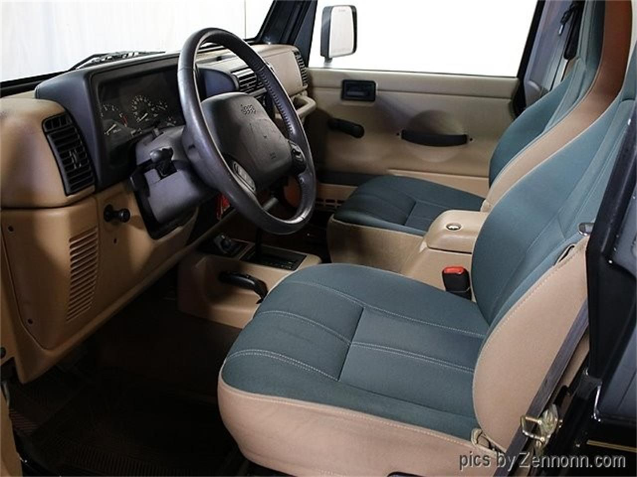 Large Picture of 1999 Jeep Wrangler - PW0L