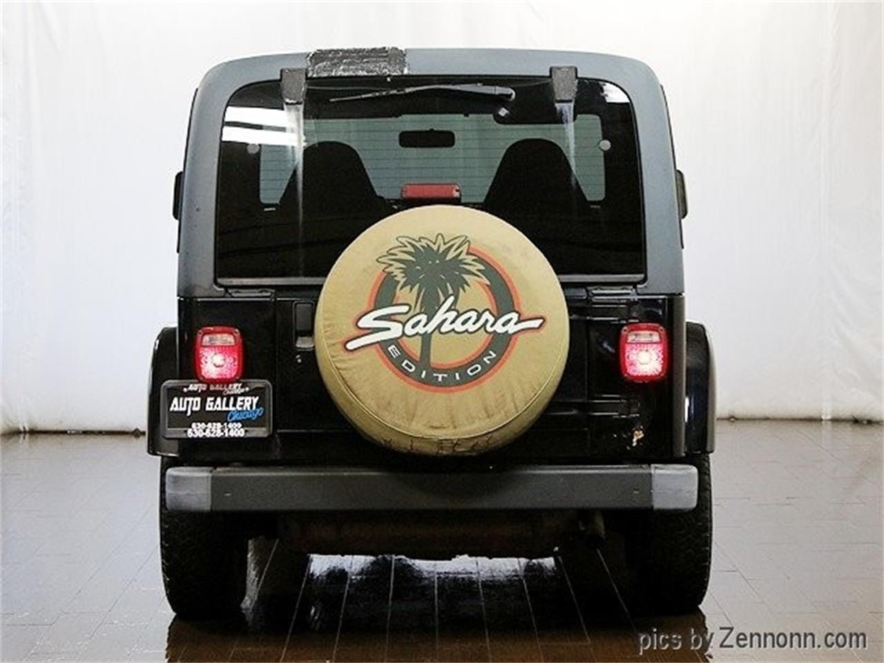 Large Picture of 1999 Jeep Wrangler Offered by Auto Gallery Chicago - PW0L