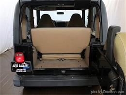 Picture of '99 Wrangler located in Illinois Offered by Auto Gallery Chicago - PW0L