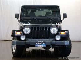 Picture of '99 Wrangler located in Illinois - PW0L