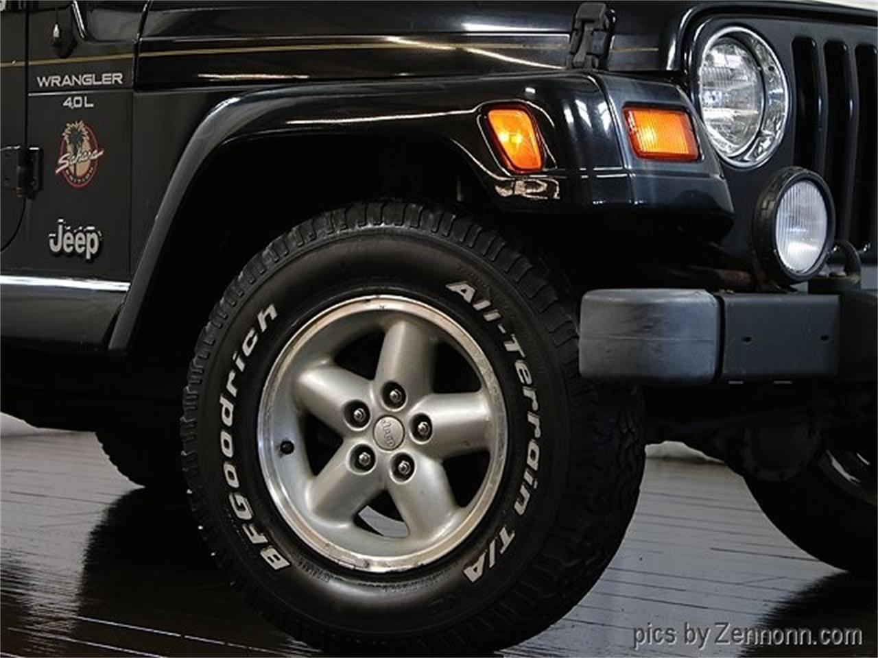Large Picture of '99 Wrangler - $10,990.00 - PW0L