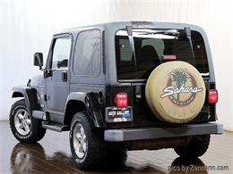 Picture of 1999 Wrangler - PW0L