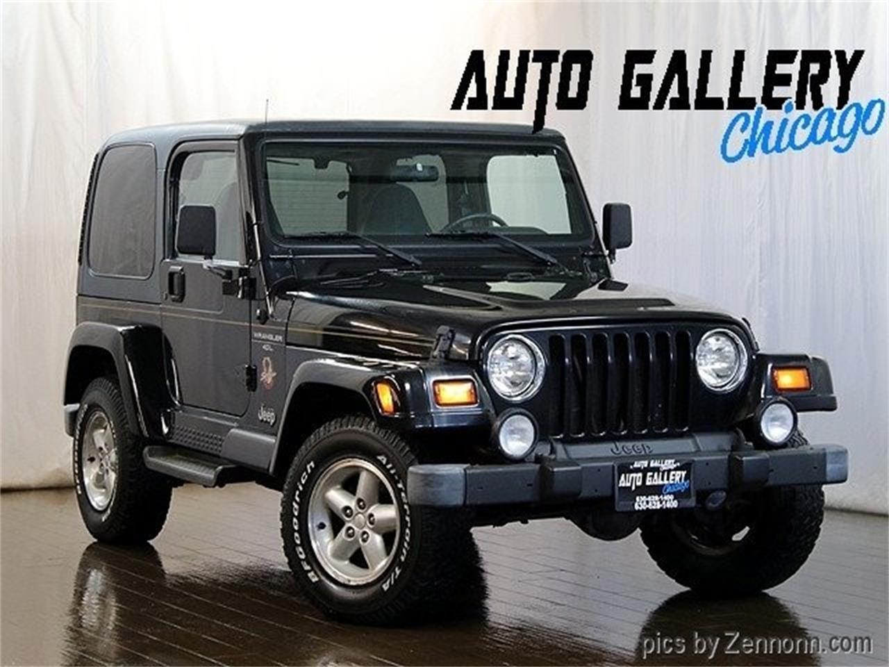 1999 Jeep Wrangler For Sale >> 1999 Jeep Wrangler For Sale Classiccars Com Cc 1207893