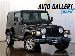Picture of '99 Jeep Wrangler Offered by Auto Gallery Chicago - PW0L