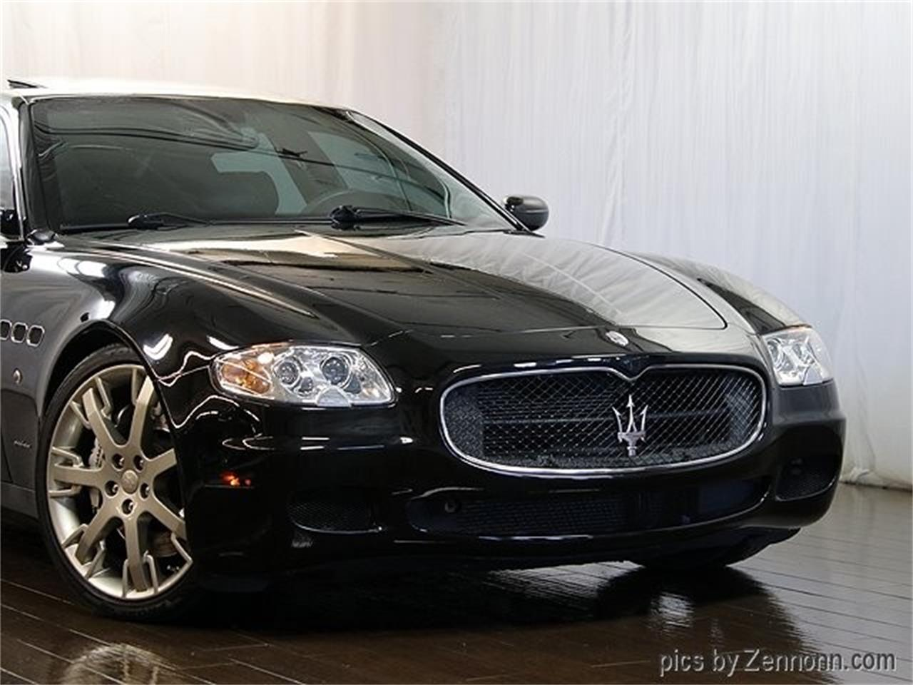 Large Picture of '08 Quattroporte - PW0N