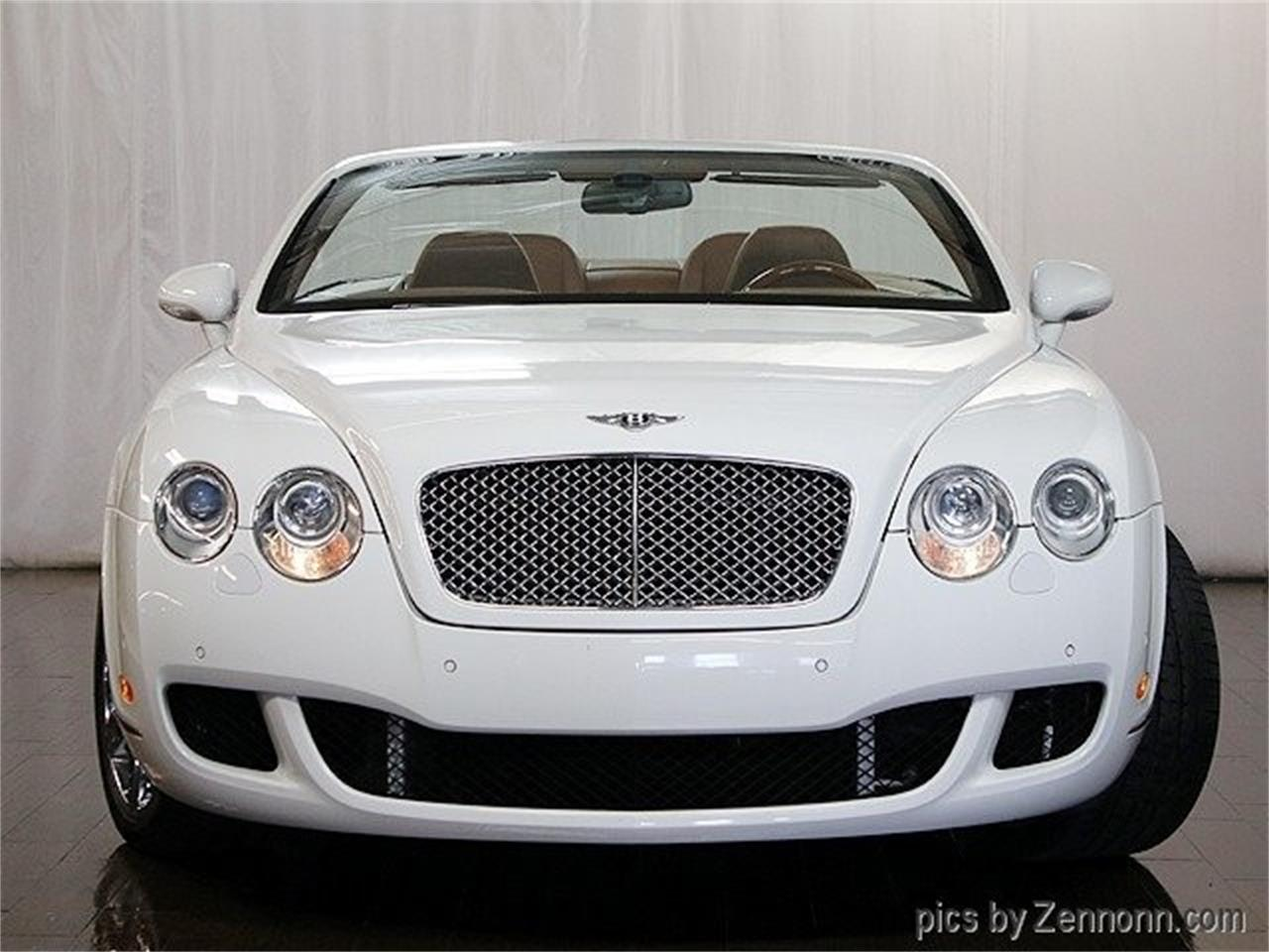 Large Picture of '09 Continental GTC - PW0P