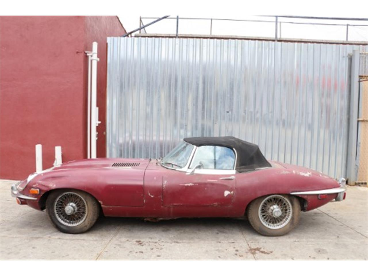 Large Picture of '70 E-Type - PW0T