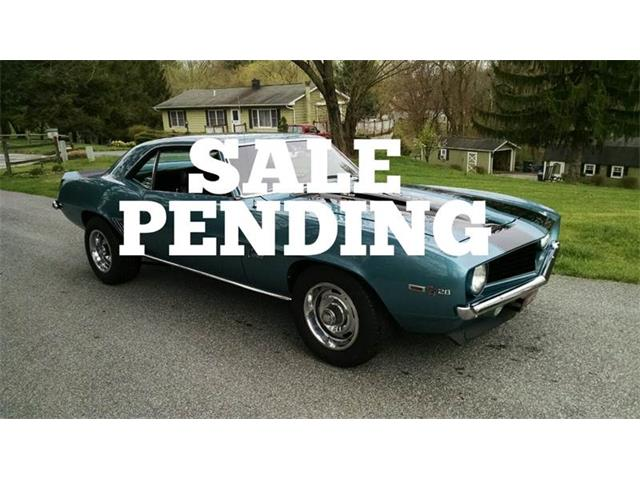 Picture of Classic '69 Chevrolet Camaro Z28 - $44,900.00 - PW15