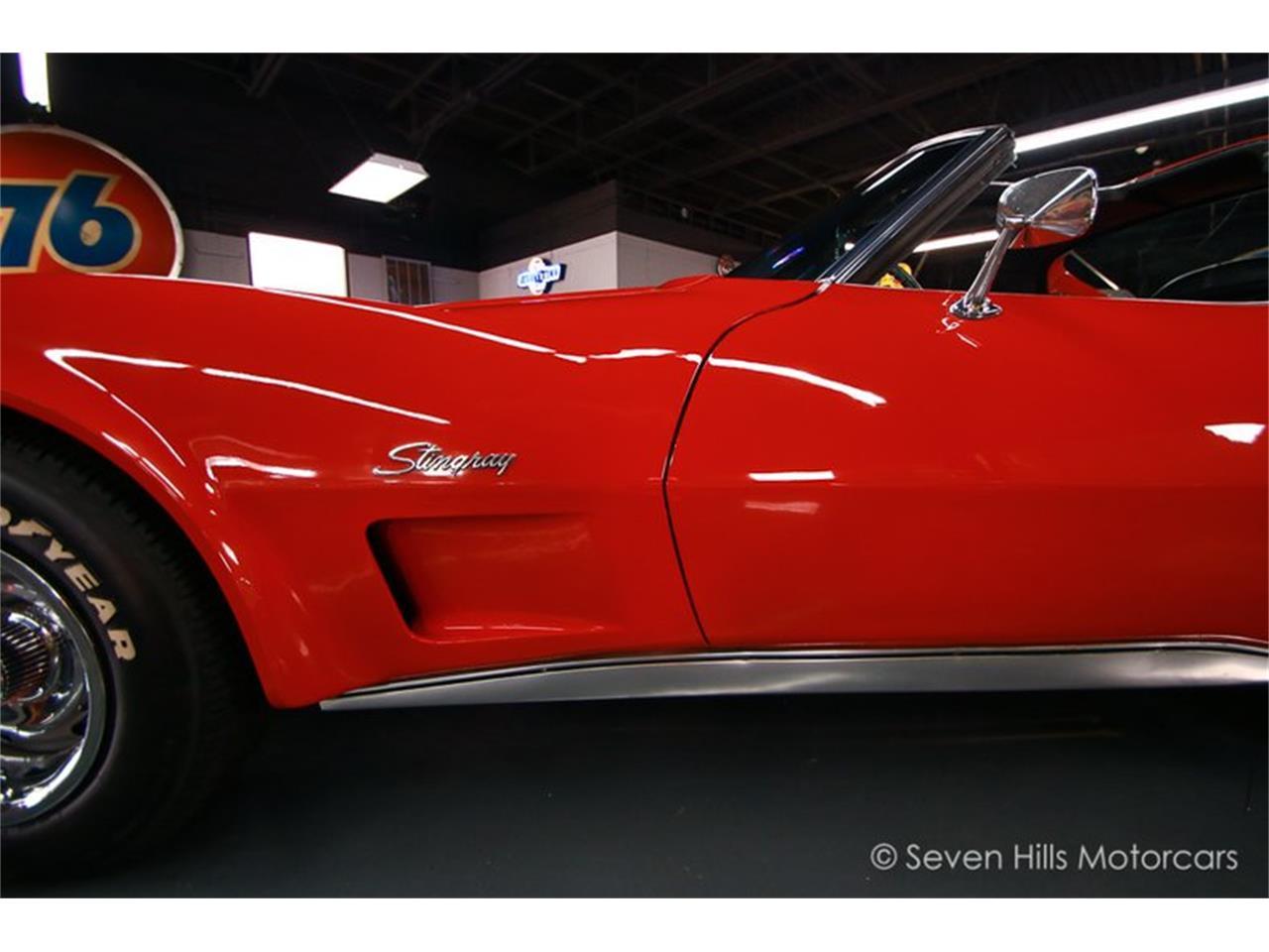 Large Picture of '73 Corvette - PW1D