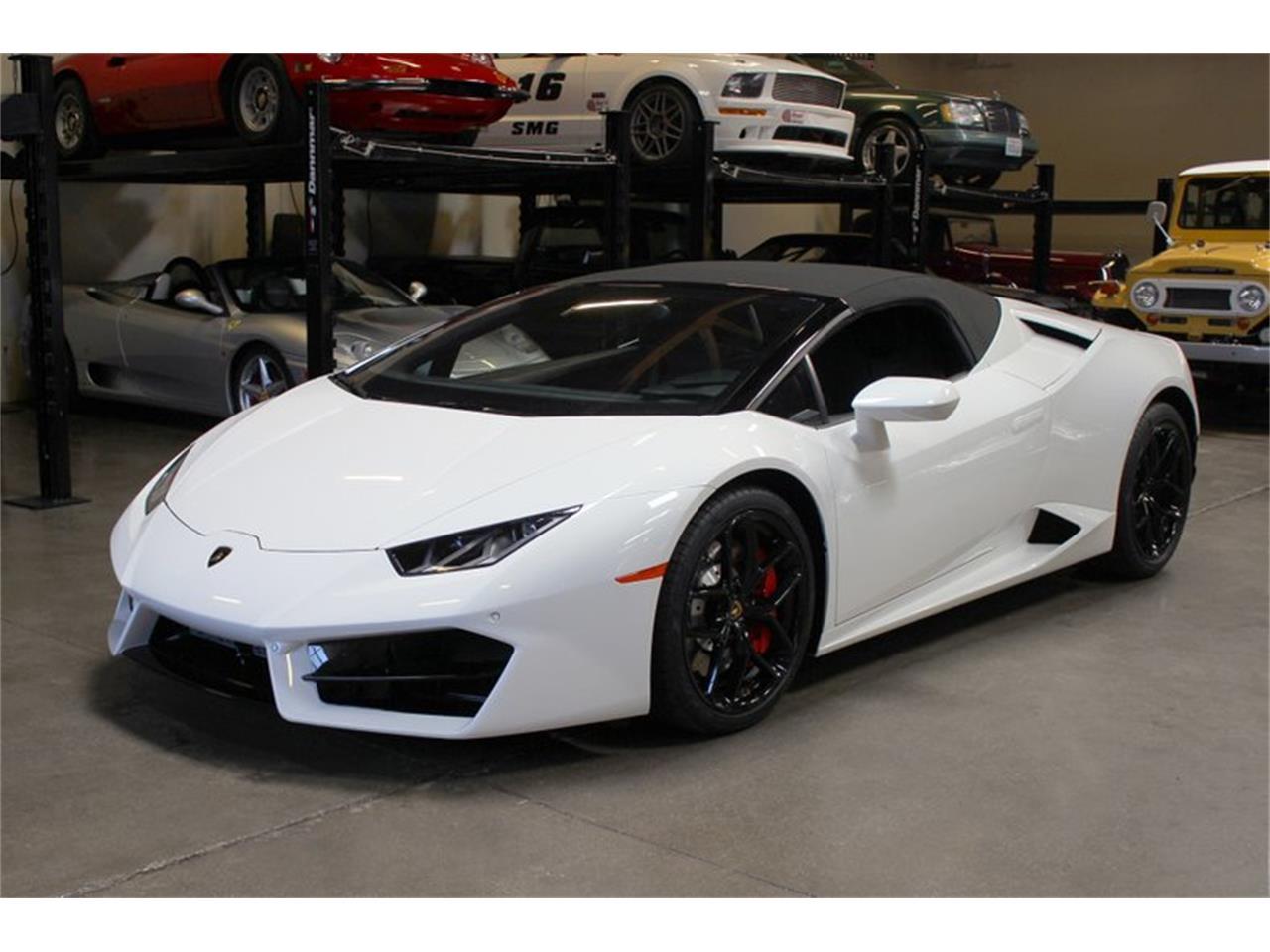 Large Picture of '17 Lamborghini Huracan located in California - $224,995.00 - PW1E