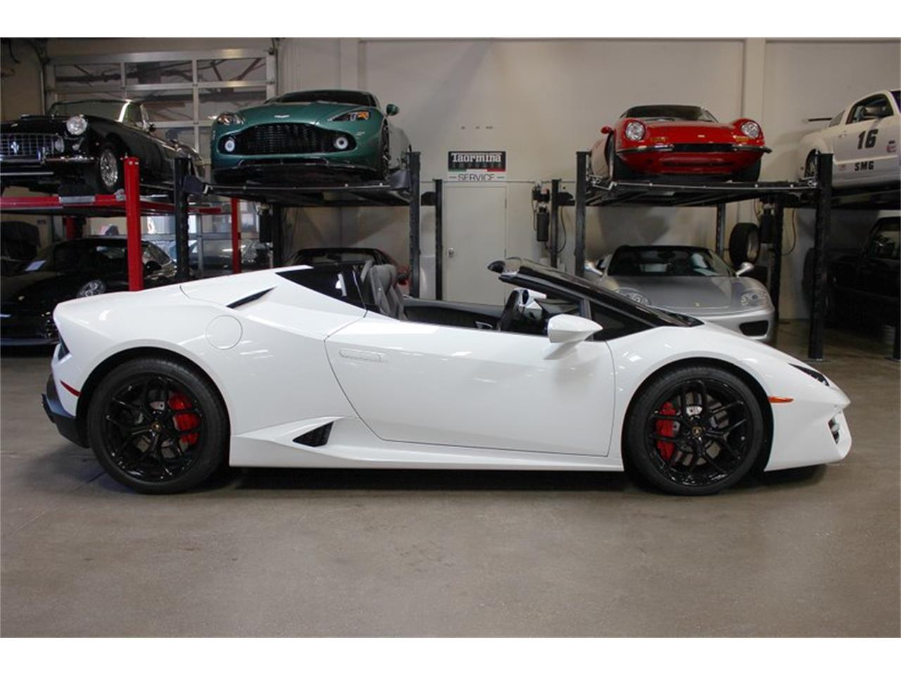 Large Picture of '17 Huracan Offered by San Francisco Sports Cars - PW1E