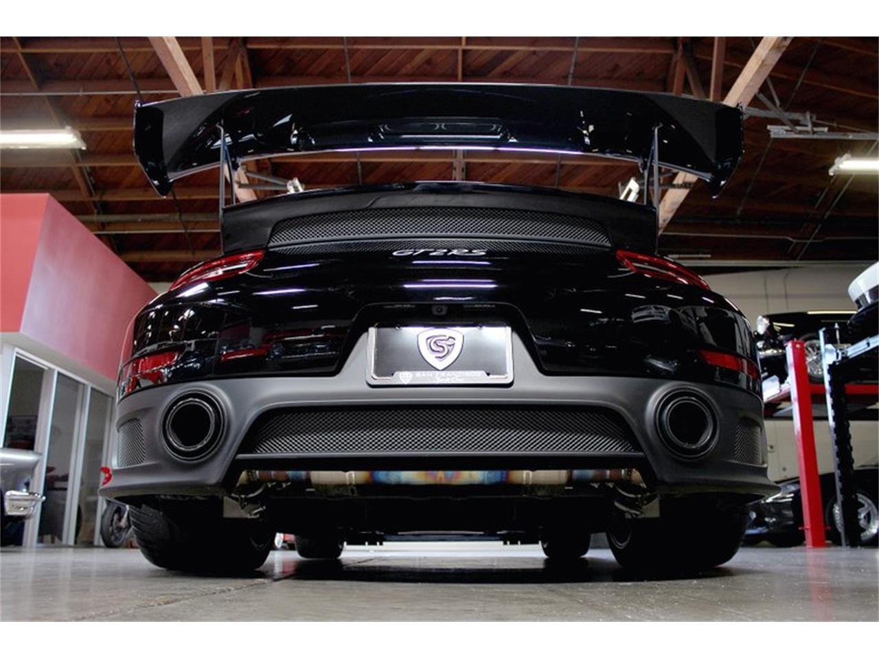 Large Picture of 2018 Porsche 911 located in California - $369,995.00 Offered by San Francisco Sports Cars - PW1G