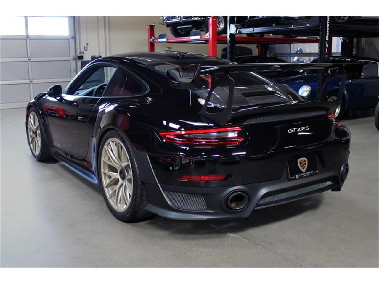 Large Picture of '18 911 located in California - $369,995.00 Offered by San Francisco Sports Cars - PW1G