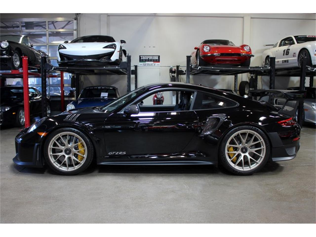 Large Picture of 2018 Porsche 911 located in San Carlos California Offered by San Francisco Sports Cars - PW1G