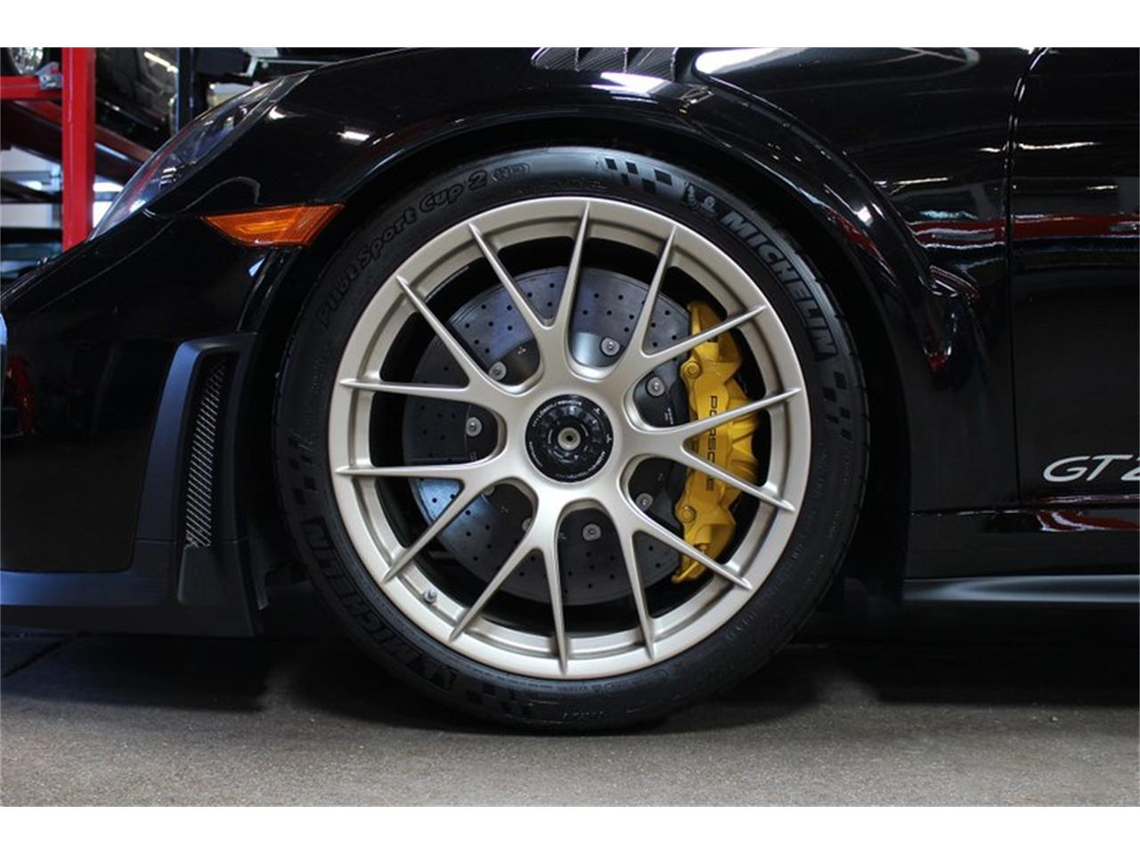 Large Picture of '18 Porsche 911 located in San Carlos California - $369,995.00 Offered by San Francisco Sports Cars - PW1G