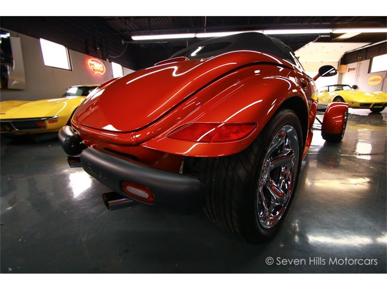 Large Picture of 2001 Prowler located in Cincinnati Ohio Offered by Seven Hills Motorcars - PW1N