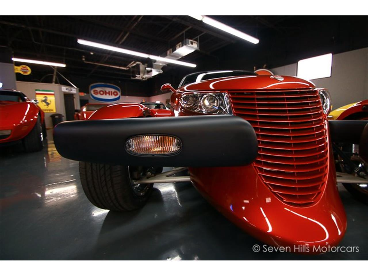 Large Picture of 2001 Plymouth Prowler - PW1N