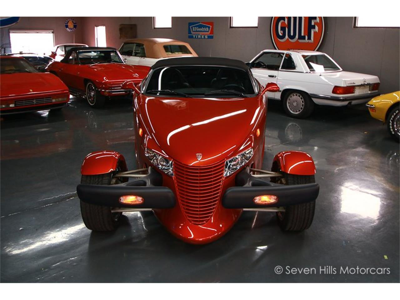 Large Picture of '01 Plymouth Prowler located in Ohio Offered by Seven Hills Motorcars - PW1N