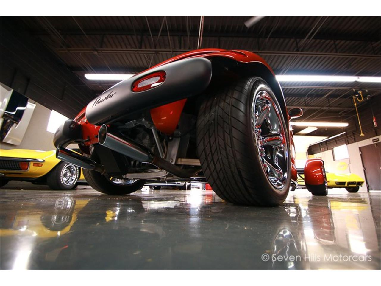 Large Picture of '01 Plymouth Prowler - $37,900.00 Offered by Seven Hills Motorcars - PW1N
