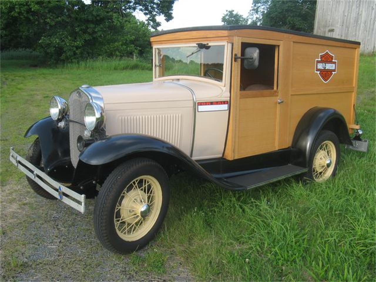 Large Picture of '30 Ford Model A located in Pennsylvania Auction Vehicle Offered by Carlisle Auctions - PW1W