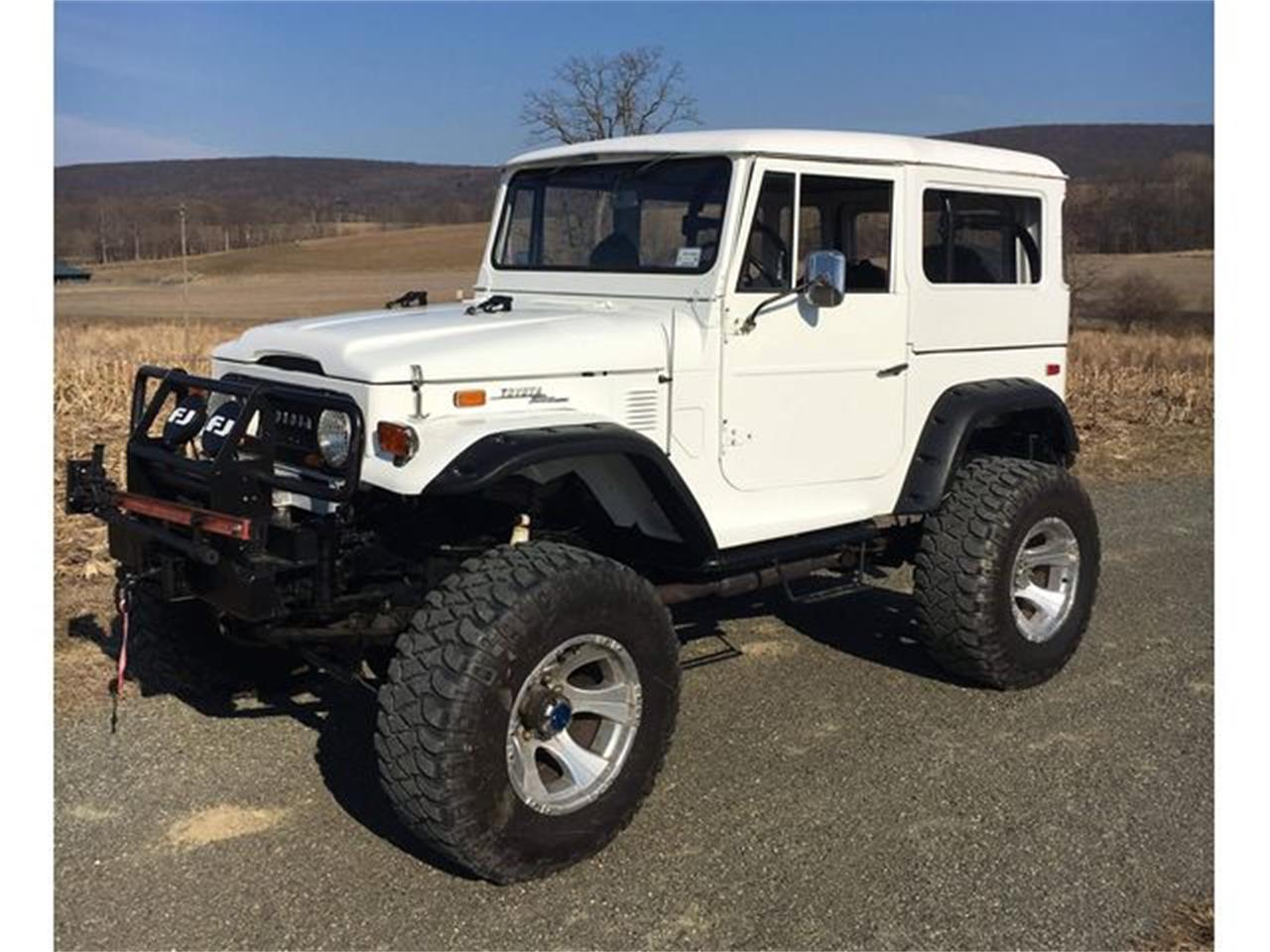 Large Picture of '74 Land Cruiser FJ40 - PW24