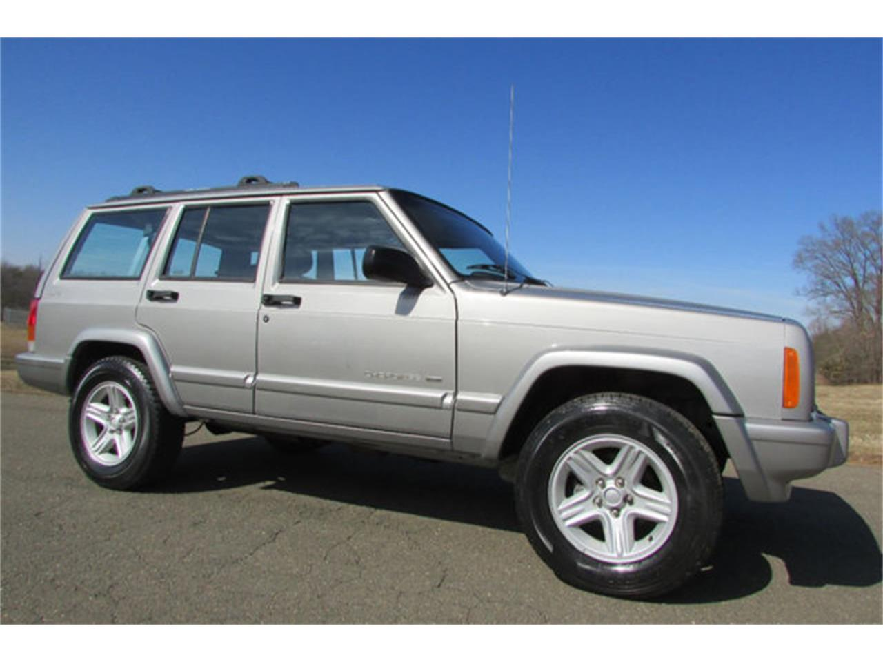 Large Picture of '01 Cherokee - PW2A