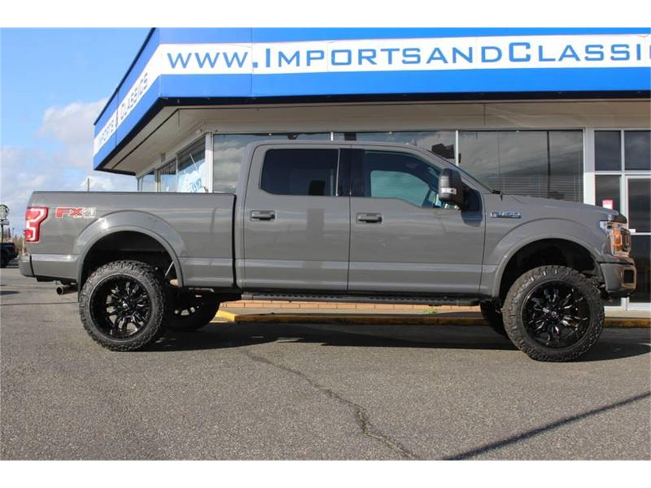Large Picture of 2018 Ford F150 - PW2H
