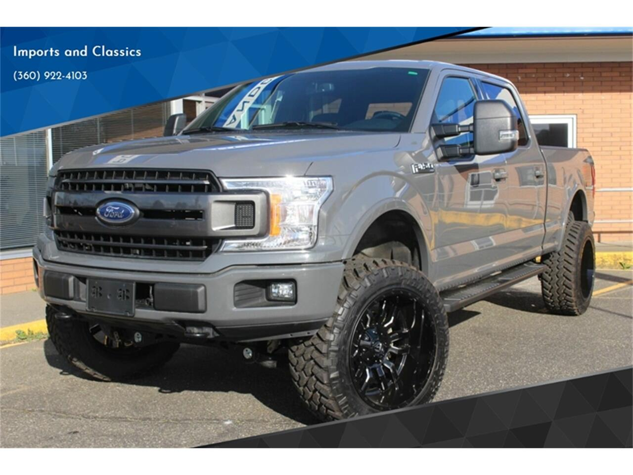 Large Picture of 2018 F150 located in Washington - PW2H