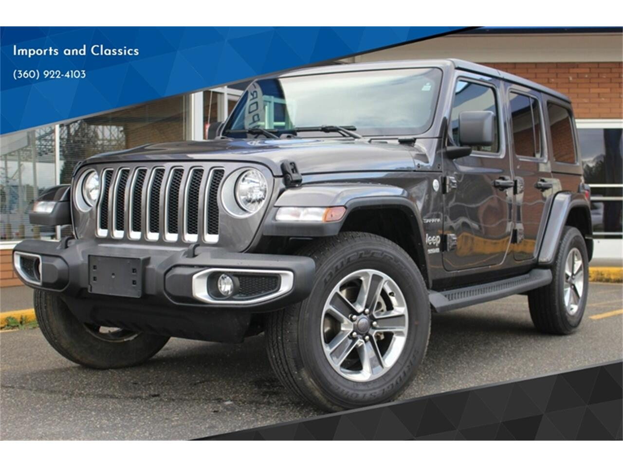 Large Picture of '18 Wrangler - PW2I